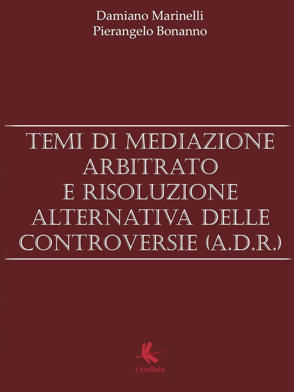 Libro Temi di mediazione